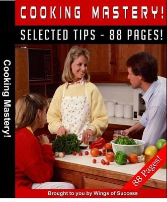 Product picture Cooking Mastery MRR + Bonuses