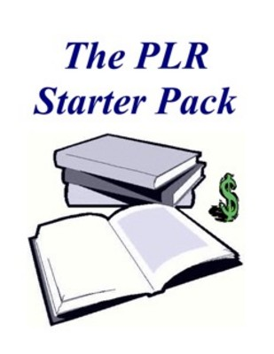 Product picture The PLR Starter Pack