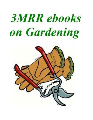 Product picture 3 MRR ebooks on Gardening + Bonuses