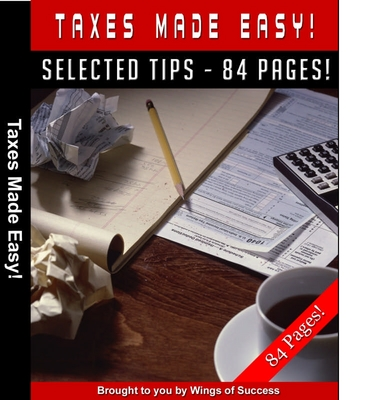 Product picture Taxes Made Easy! MRR + Bonuses